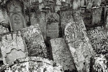Vizhnitz Jewish cemetery