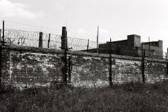 Site of former Yanovska concentration camp - now an Ukrainian state prison