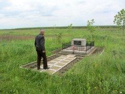 Rohatyn mass grave memorial © Marla Raucher Osborn