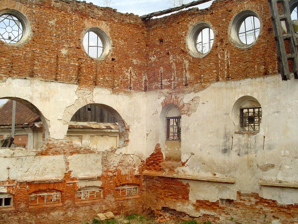 Berezhani - Great Synagogue