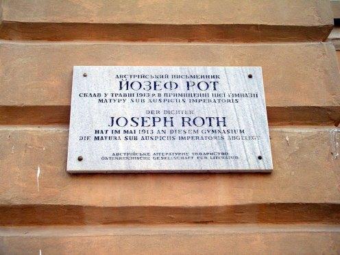 Brody - Joseph Roth's Gymnasium