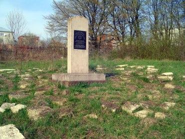 Rohatyn - new cemetery