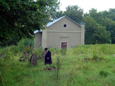 Sadagora cemetery, 2008