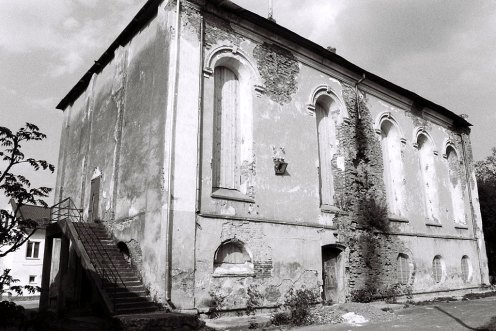 Bolekhiv - synagogue