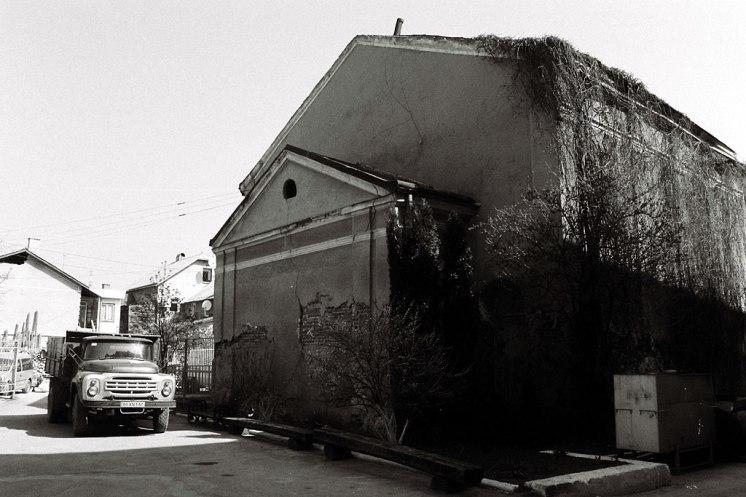 Chortkiv - synagogue