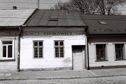 Chernivtsi (Czernowitz) - former Jewish district