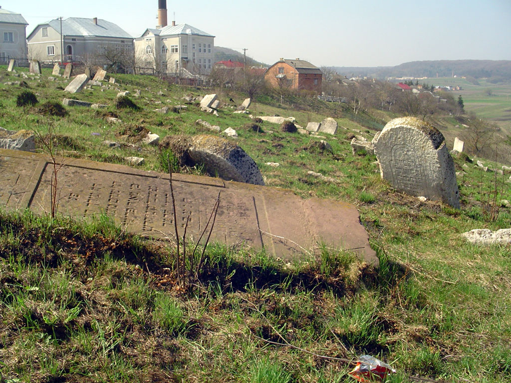 Destructions in Berezhani