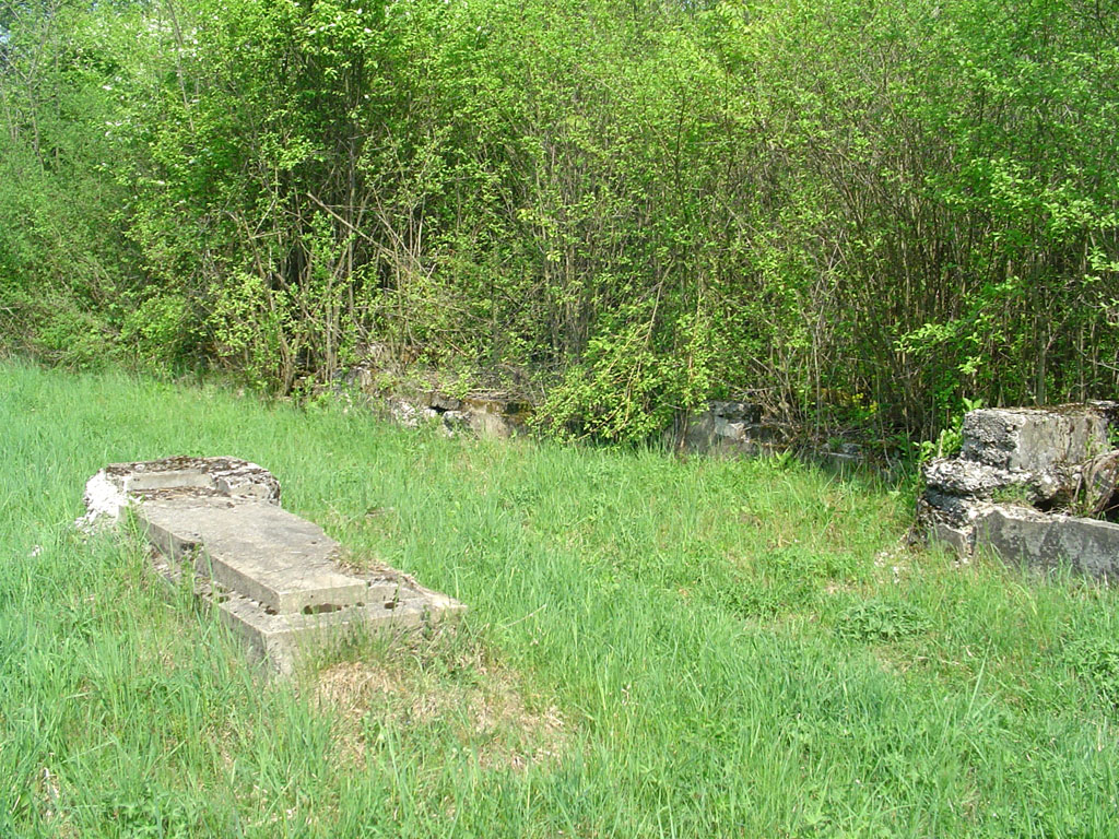 Destructions in Ivano-Frankivsk