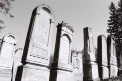 Storozhinets - Jewish cemetery