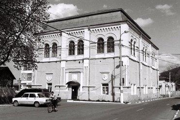 Vyzhnytsia – synagogue
