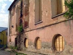 Bolechiv - synagogue