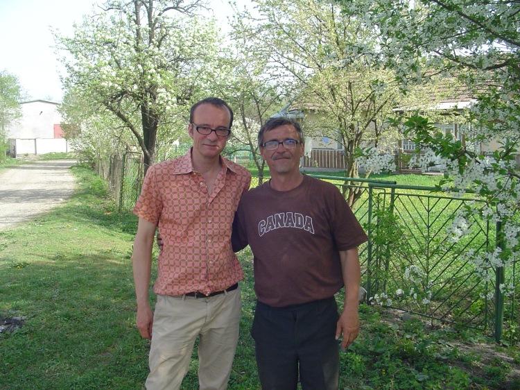 Vasil and I