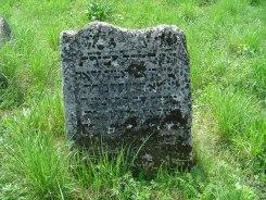 Halych - Karaite cemetery