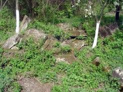 Zabolotiv - Jewish cemetery
