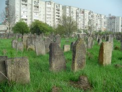 Kalush - Jewish cemetery