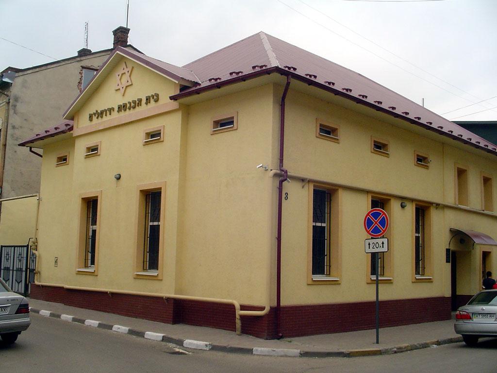 Kolomiya - synagogue