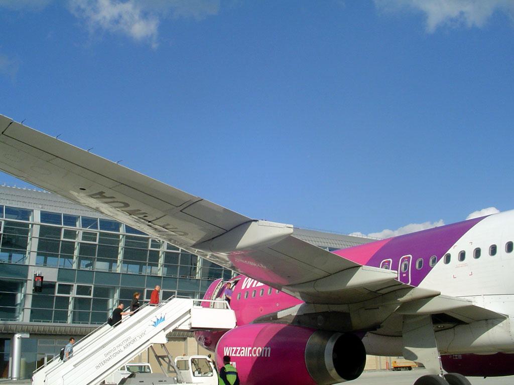 Lviv - airport