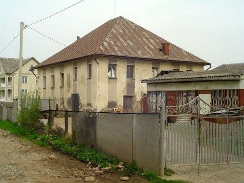 Solotvyn - former Synagogue