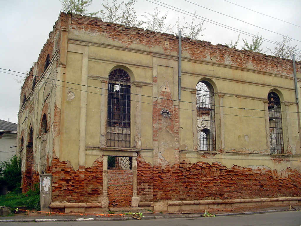 Stryi - Great Synagogue