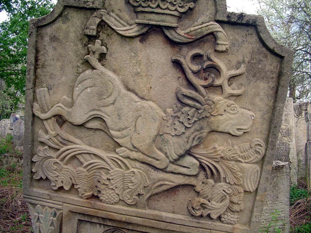 Vashkivtsi - Jewish cemetery