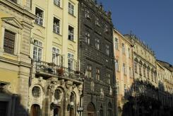 Rynok - market square