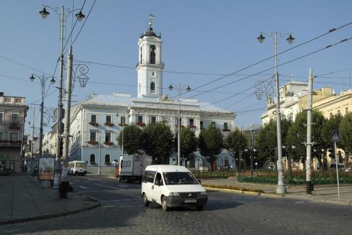 Chernivtsi (Czernowitz) - townhall