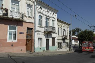 Chernivtsi (Czernowitz) - former Judengasse