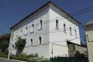 Chernivtsi (Czernowitz) - former Synagogengasse - Groisse Shil (Great Synagogue)