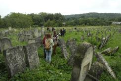 Vyzhnytsia Jewish cemetery