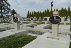 Lychakiv cemetery - Polish military cemetery - Lviv (Lwow, Lemberg)