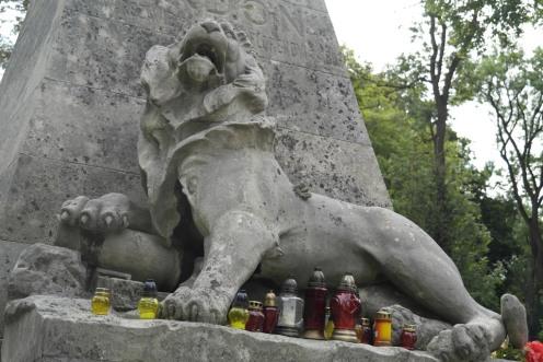 Lychakiv cemetery - Lviv (Lwow, Lemberg)