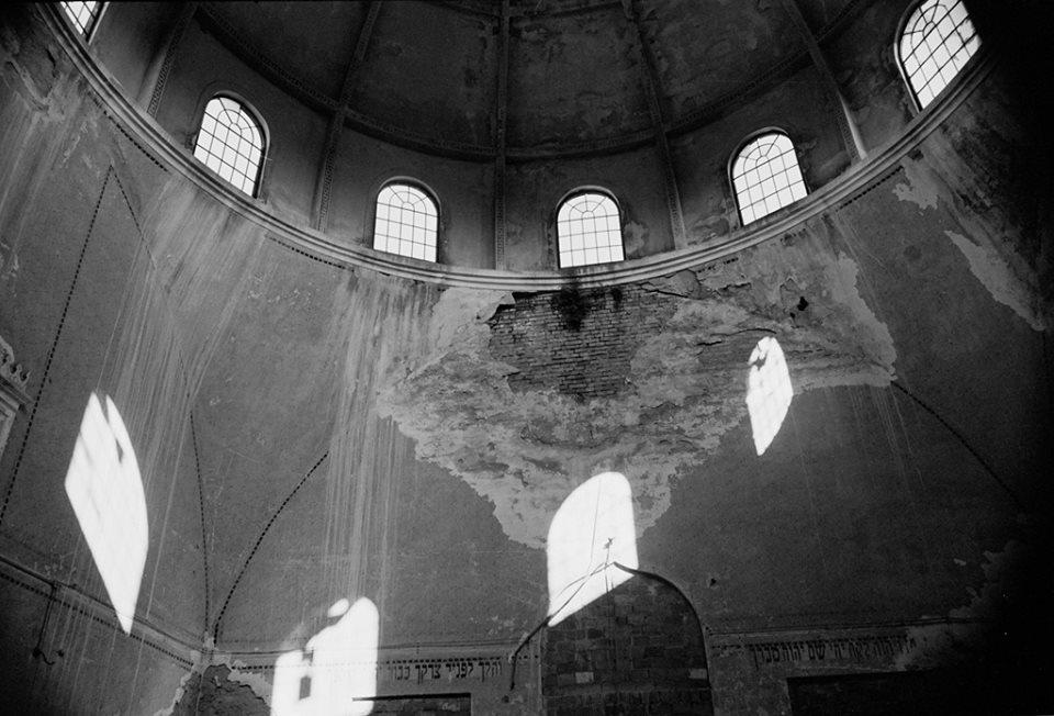 The Burial Chapel, Czernowitzi 2013 ©Sylvia de Swaan