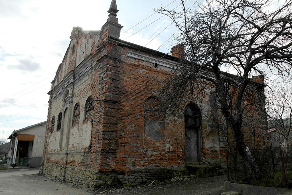 Staryi Sambir synagogue
