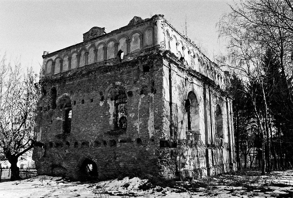 Sokal, synagogue