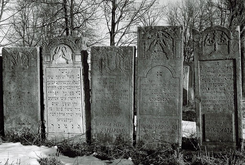 Ternopil (Tarnopol), Jewish cemetery