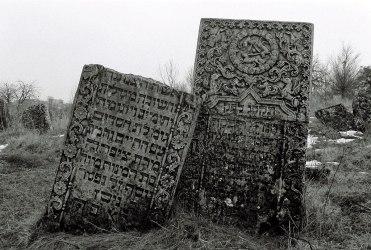 Sataniv, Jewish cemetery