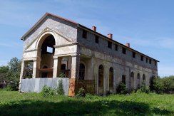 Belz - a strange building from the Soviet periode