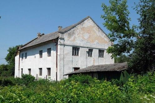 Burshtyn - synagogue