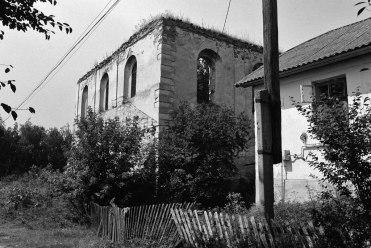 Hrymailiv - synagogue