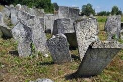 Kuty Jewish cemetery