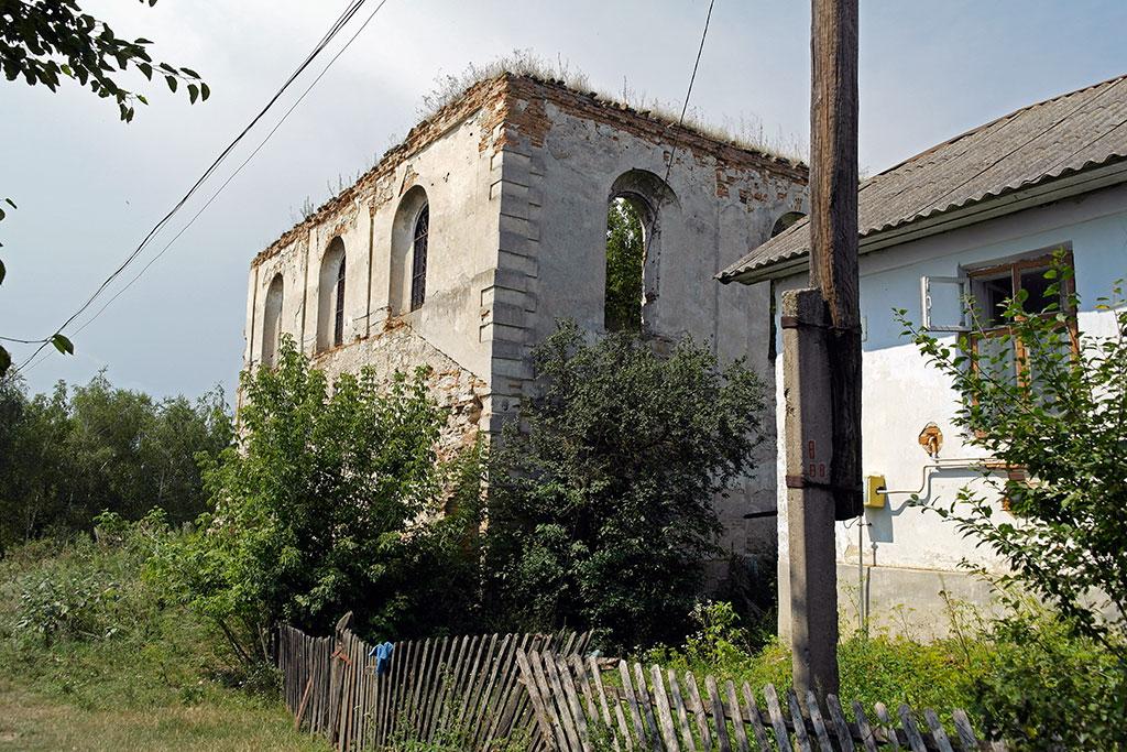 Hrymailiv synagogue