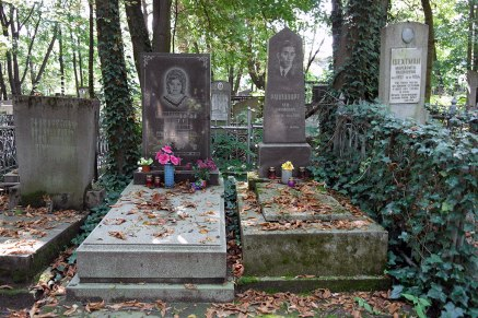 Lviv Jewish cemetery