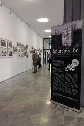 Exhibition opening, Cologne, September 17, 2014. Photo: Jürgen Ertelt
