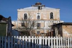 Dubno synagogue