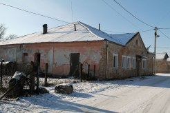 Dubno - old Jewish quarter