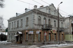 Lutsk - old town