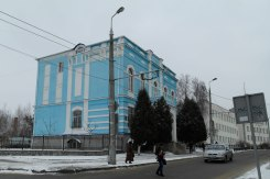 Lutsk - Jewish community center