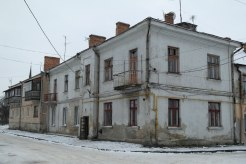 Lutsk - former Jewish district