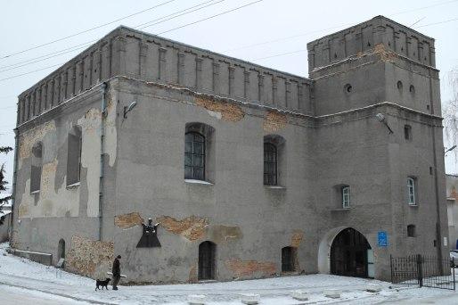 Lutsk - synagogue