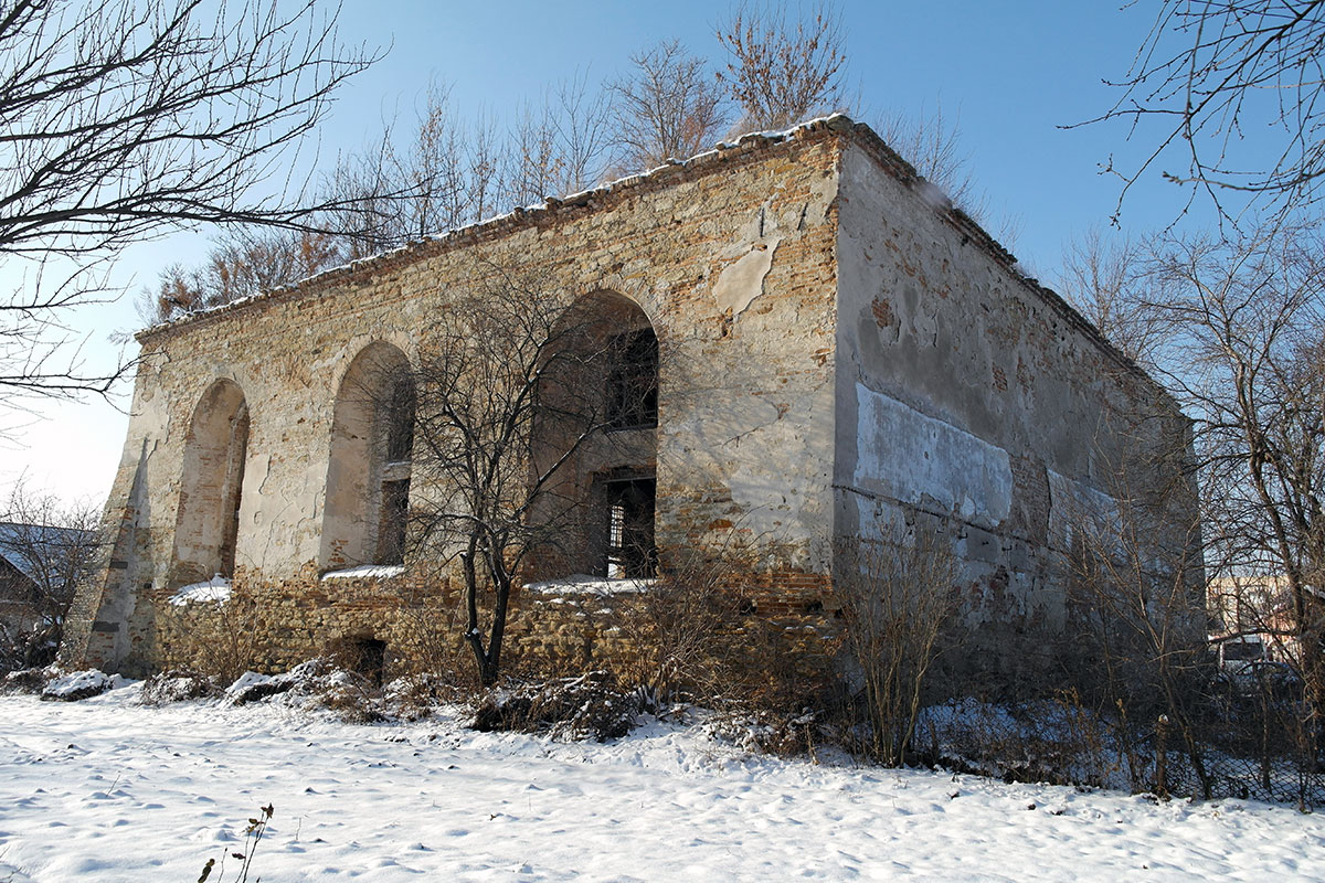 Ostroh synagogue